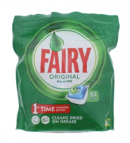 Fairy All IN One Dishwasher Tabs