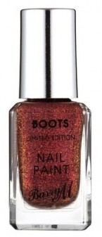 Barry M Boots Limited Edition 10ml Nail Polish Enchanted