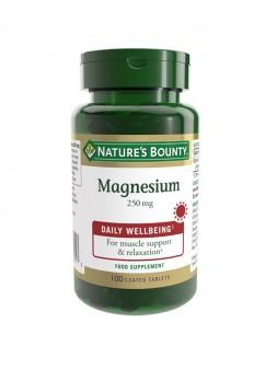 Nature'S Bounty Magnesium 250 MG