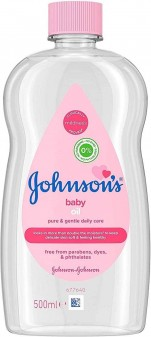Johnson'S Baby Oil