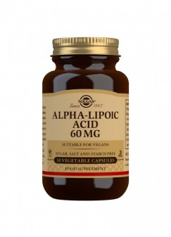Solgar Alpha-Lipoic Acid 60 MG