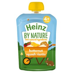 Heinz Butternut Squash Risotto 100% Natural