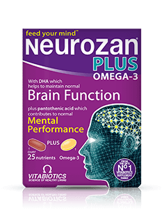 Vitabiotics Neurozan Plus