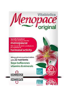 Vitabiotics Menopace Tabs Large