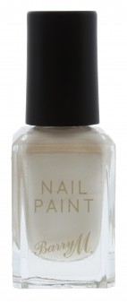 Barry M Classic 10ml Nail Polish Pearl White 2