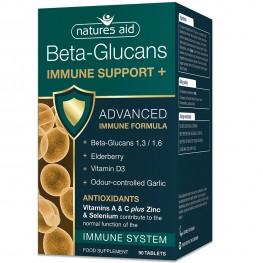 Natures Aid Beta-Glucans Immune Support+