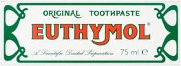 Euthymol Toothpaste Original 75ml