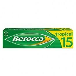 Berocca Eff Tab Tropical