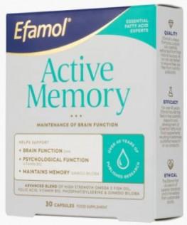 Efamol Active Memory