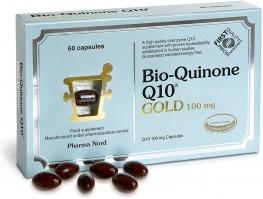 Bio-Quinone Q10 Capsules Gold 100mg