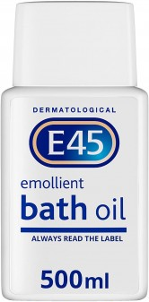 E45 Emollient Bath Oil