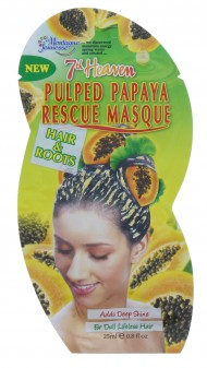Montagne Jeunesse 7th Heaven Hair & Roots Rescue Masque Pulped Papaya Cdu