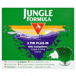 Jungle Formula Plug IN 2 Pin
