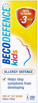 Becodefence Allergy Nasal Spray Kids