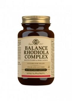 Solgar Balance Rhodiola Complex