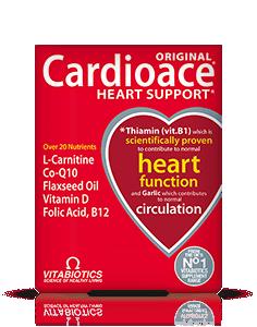 Vitabiotics Cardioace Tablets