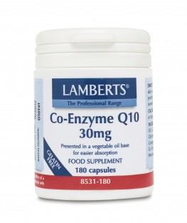 Lamberts CO Enzyme Q 10 30mg