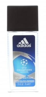 Adidas Body Fragrance Uefa Champions League Star Edition