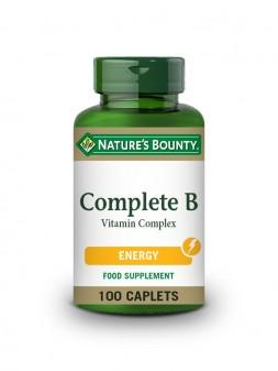 Nature'S Bounty Complete B Vitamin Complex