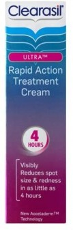 Clearasil Ultra Dual Action Treatment Cream