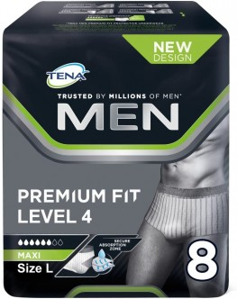 Tena Men Pants Level 4 Premium Fit Large