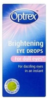 Optrex Brightening Drops 10ml