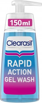 Clearasil Ultra Dual Action Gel Wash 150ml