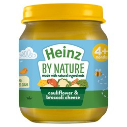 Heinz Cauliflower & Broccoli Cheese