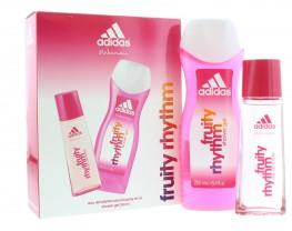 Adidas Fruity Rhythm Set 2pc (Edt Spray & Shower Gel)