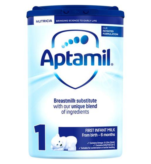 Aptamil 1 From Birth First
