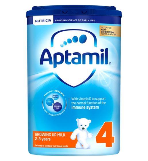 Aptamil 4 2-3Y Growing UP