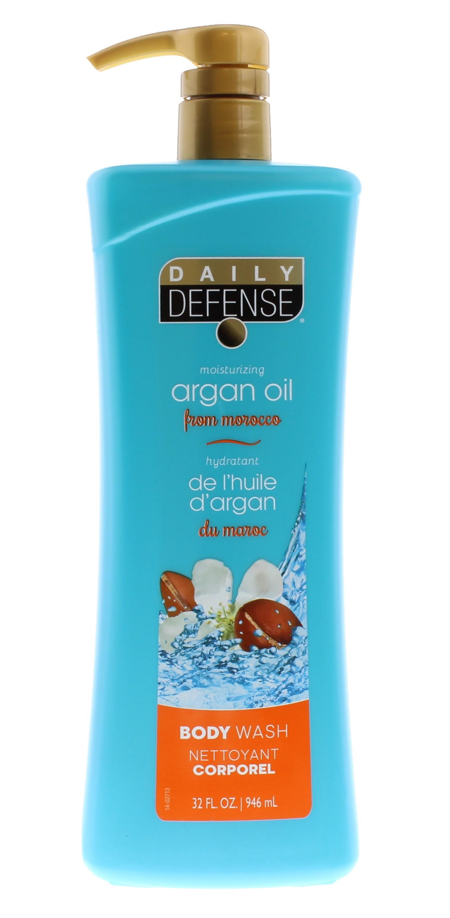 0ab4a90f88 Daily Defense Body Wash Argan Oil - Connective Pharma