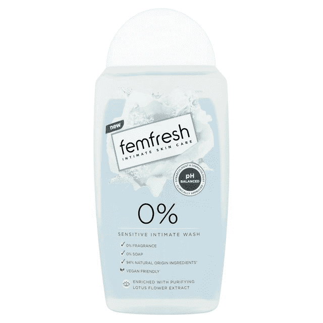Femfresh Sensitive Intimate 0% Wash