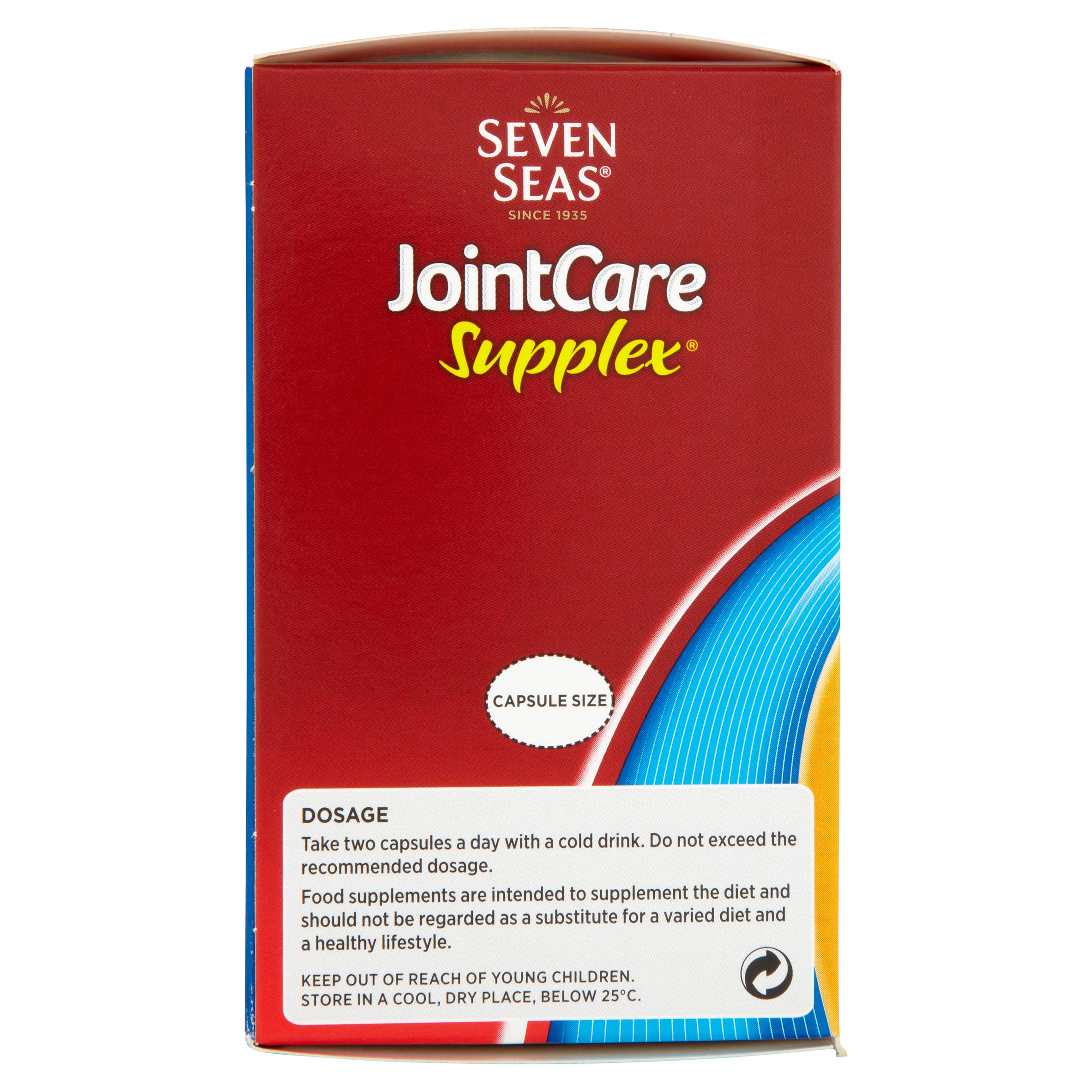 Seven Seas Jointcare Supplex Capsules