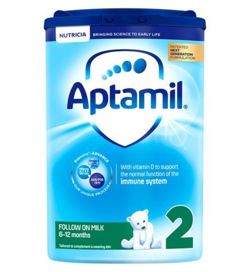 Aptamil 2 6-12m Follow ON