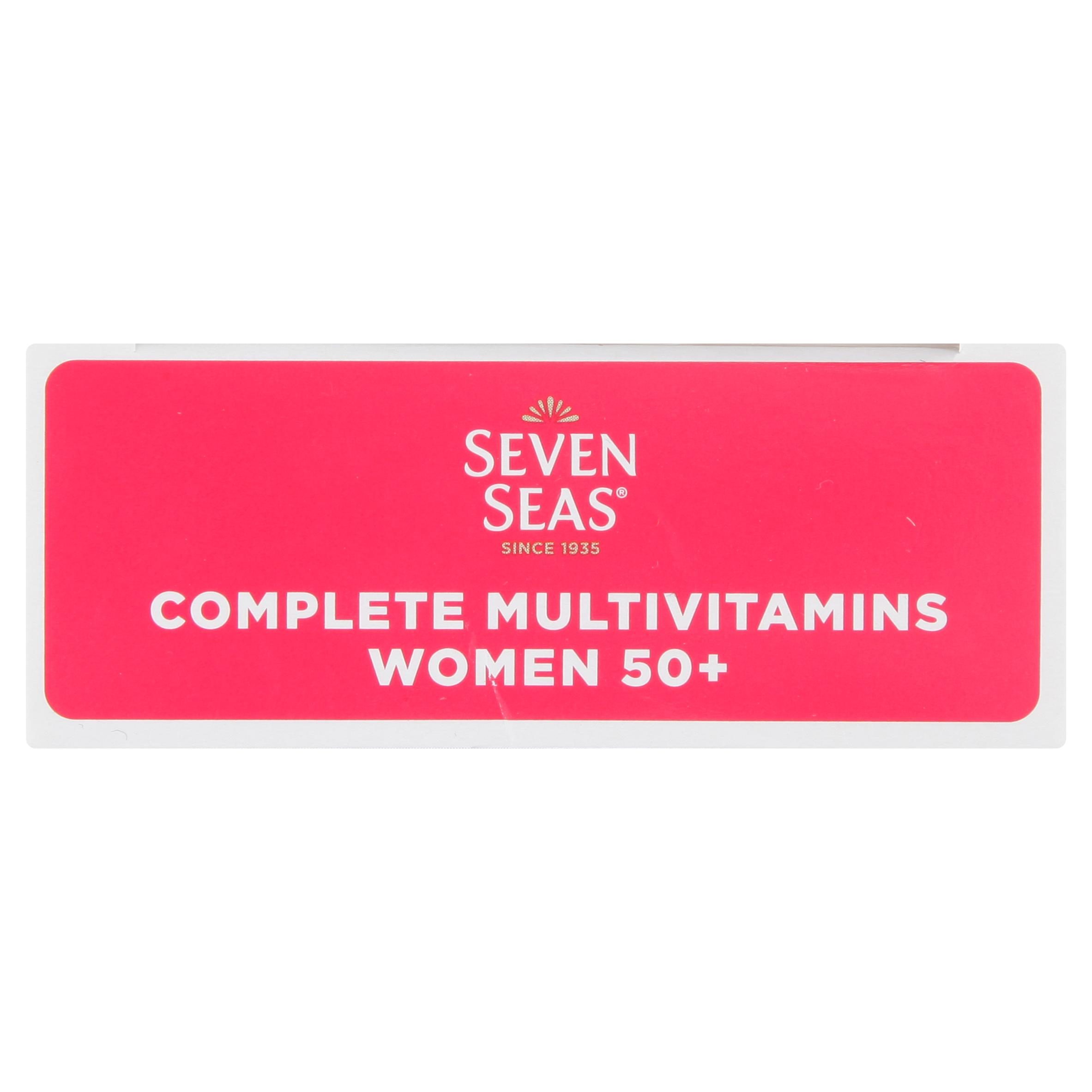 Seven Seas Complete Multivitamin Women 50+